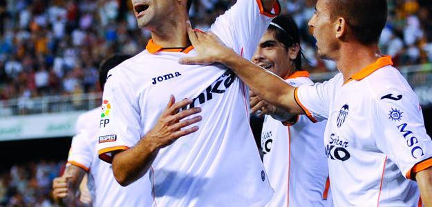 Jonas não deve permanecer no Valencia na próxima temporada