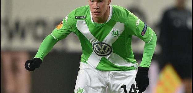 Manchester City tem interesse na contratação de Kevin De Bruyne, do Wolfsburg