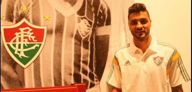 Luis Filipe é a sétima contratação do Fluminense para a temporada
