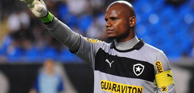 Jefferson tem futuro no Botafogo discutido