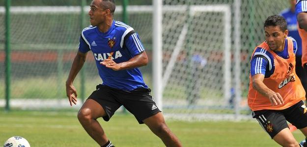 Diretoria do Sport liberou Aílton para procurar outro clube