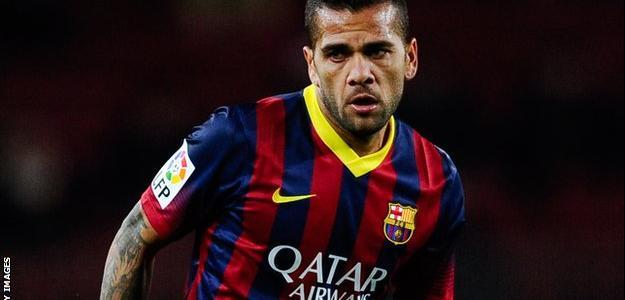 Daniel Alves pode defender Inter de Milão ou Liverpool na próxima temporada