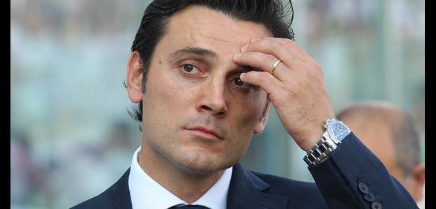 Vincenzo Montella deve substituir Inzaghi no comando técnico do Milan