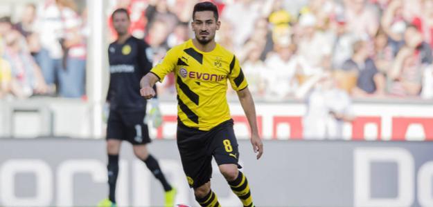 Gündogan não renovará contrato com Borussia Dortmund