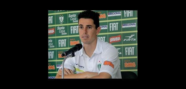 Alessandro é o novo contratado do Bahia