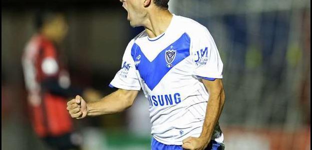 Agustín Allione, ex-Vélez, é mais um reforço do Palmeiras