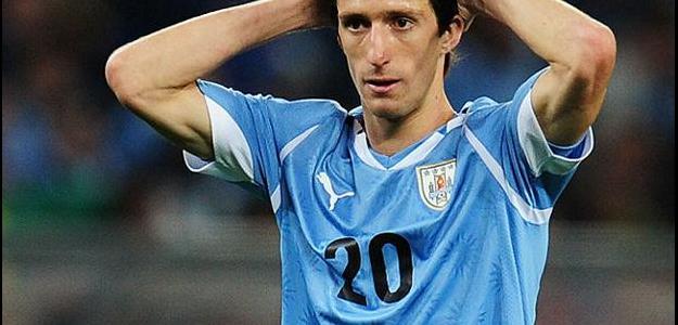 Meia uruguaio Álvaro Fernández está na mira do Internacional para a Libertadores