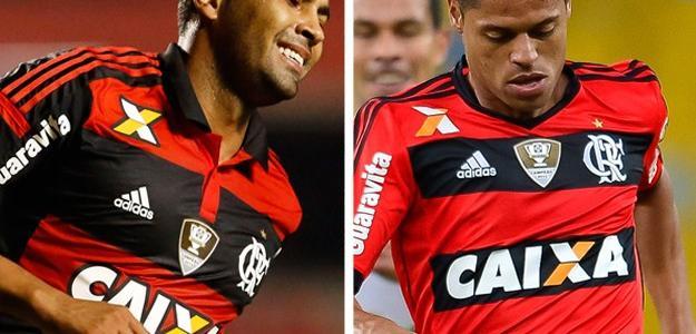 André Santos e João Paulo não conseguem convencer na posição