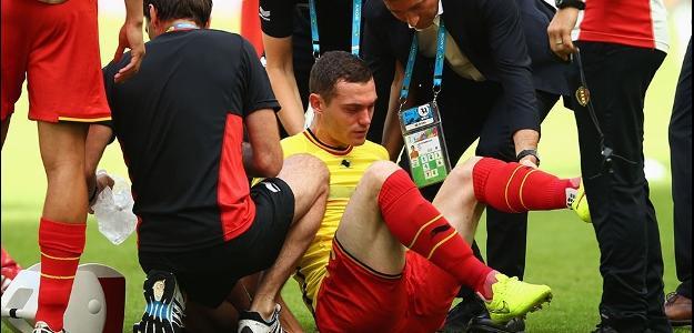 O belga Thomas Vermaelen pode ser o novo integrante do Manchester United