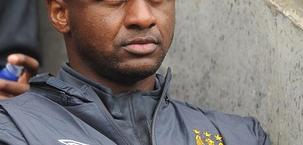 Patrick Vieira está sendo apontado como possível novo treinador do City
