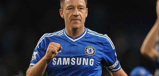 John Terry foi o melhor jogador da final da Copa da Liga Inglesa