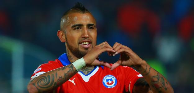 Arturo Vidal, estrela da Juventus e da seleção chilena, pode pintar no time espanhol