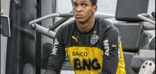 Por indisciplina, atacante Jô foi dispensado do elenco do Atlético-MG