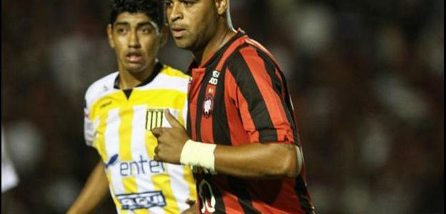 Adriano está sem clube desde quando deixou o Atlético-PR em março desse ano