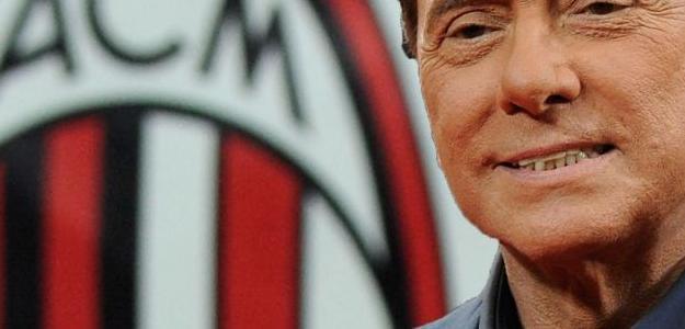 Berlusconi recusou 970 milhões de euros para vender o Milan