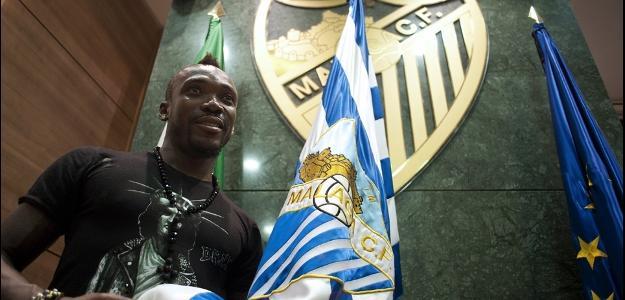 O lateral da Costa do Marfim irá compor o elenco do Málaga
