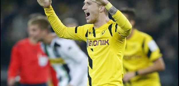 Marco Reus pode deixar o Borussia Dortmund na próxima janela de transferências