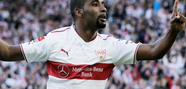 Em 11 temporadas, 263 jogos e 80 gols com a camisa do Stuttgart