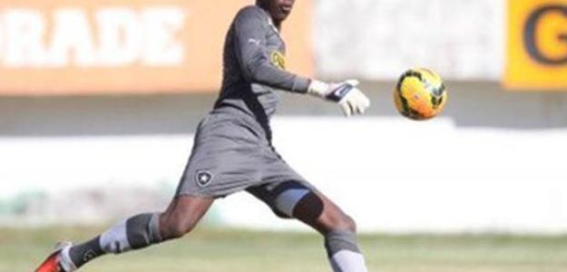 Rodrigo Antunes é o novo goleiro do sub-17 do Fla
