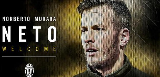 Neto é mais um brasileiro a passar pela Juventus