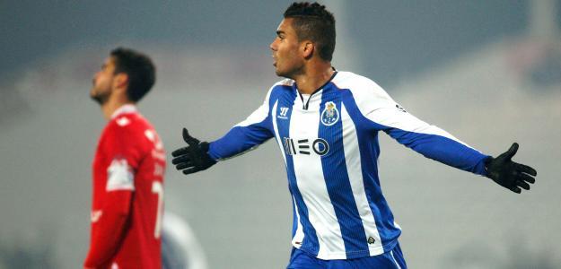 Casemiro deve permanecer no Porto