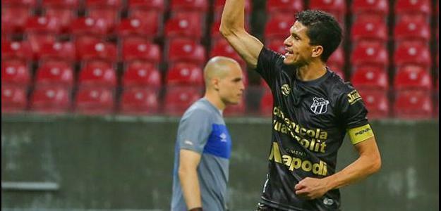 Magno Alves quer retornar ao Fluminense em 2015