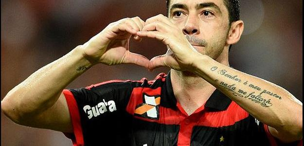 Mesmo atuando regularmente, Chicão não foi procurado para renovar com o Flamengo