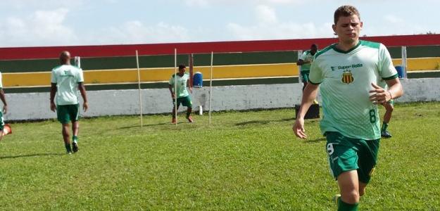 Jonas joga pelo Sampaio Corrêa até o final da temporada