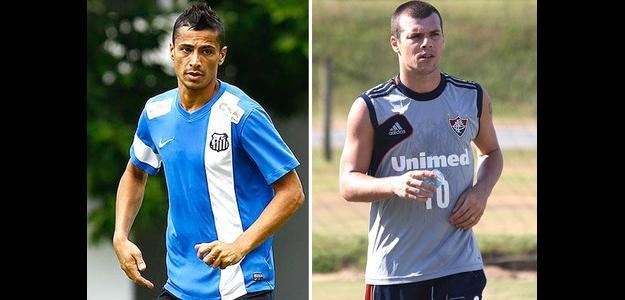Santos quer trocar os jogadores