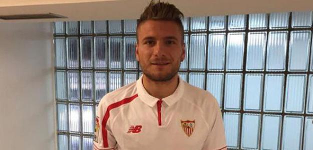 """""""Queria muito jogar no Sevilla por alguns anos. Espero encontrar uma família nesse time"""", disse"""