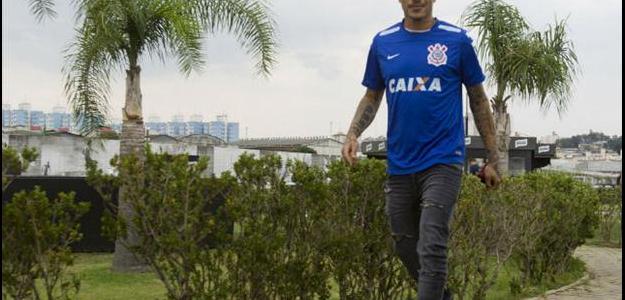 Guerrero não sabe se continuará no Corinthians ou irá para o exterior