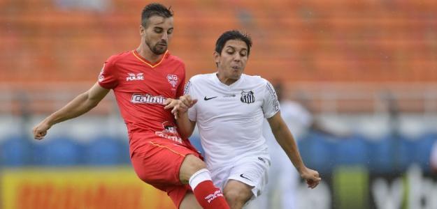 Rafael Longuine foi destaque do Audax no Campeonato Paulista 2015
