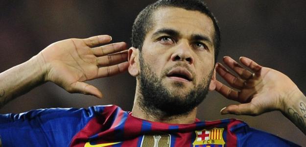 Dani Alves pode deixar o Barça