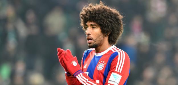 Dante é apontado como alvo do Manchester United