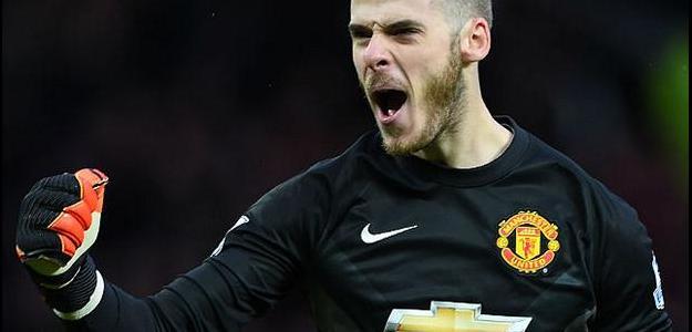 Goleiro espanhol David de Gea tem multa milionária para deixar o United
