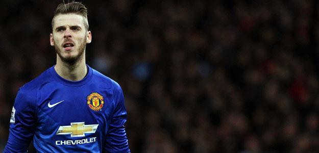 David De Gea fez grande temporada com a camisa do Manchester United