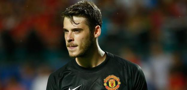 Real Madrid vê De Gea como substituto ideal para Iker Casillas