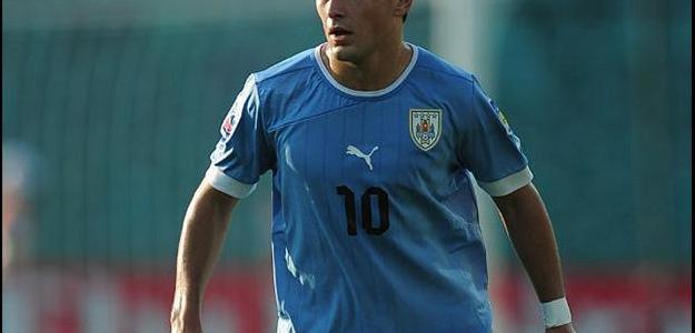 Meia uruguaio Giorgian de Arrascaeta, de 20 anos, é novo reforço do Cruzeiro
