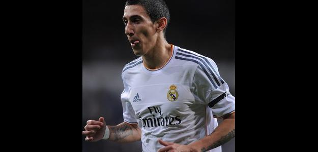 Ángel di María, Real Madrid x Celta