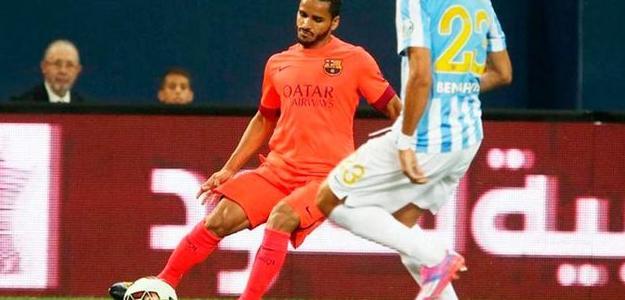 Muricy ainda acredita que Douglas possa substituir Dani Alves no Barça