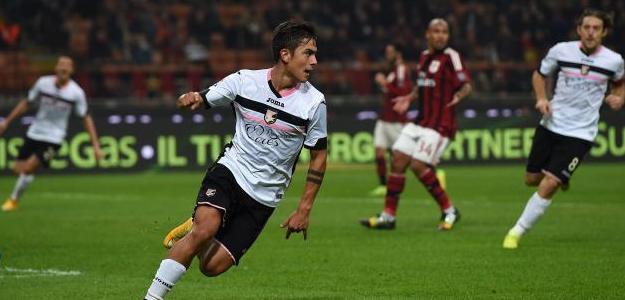 O argentino Dybala pode atuar pela seleção italiana