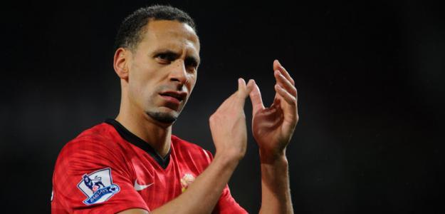 Rio Ferdinand é uma lenda no Manchester United