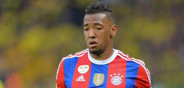 Boateng atualmente é titular do Bayern de Munique