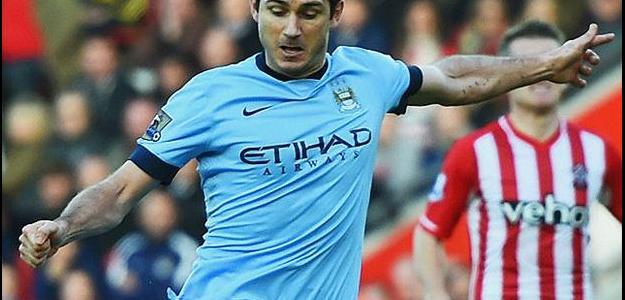 Frank Lampard está nos planos do Manchester City para a sequência da temporada