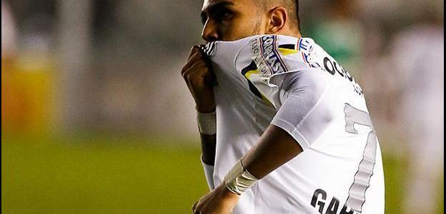 Gabriel é o artilheiro do time na temporada com 16 gols