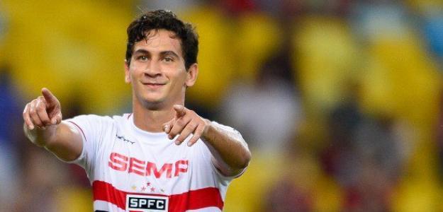 No São Paulo desde 2012, Ganso está na mira do Flamengo