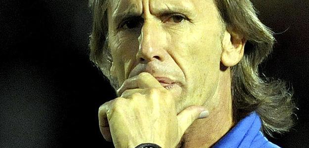 Ricardo Gareca, técnico do Vélez Sarsfield