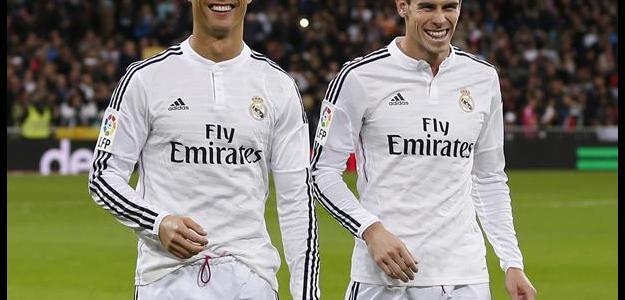 Apesar de criticada dupla Ronaldo e Bale deve permanecer no Real