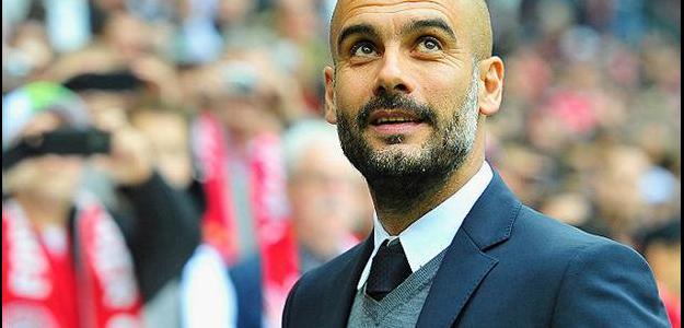 Pep Guardiola pode trocar o Bayern de Munique pelo Manchester City em 2015