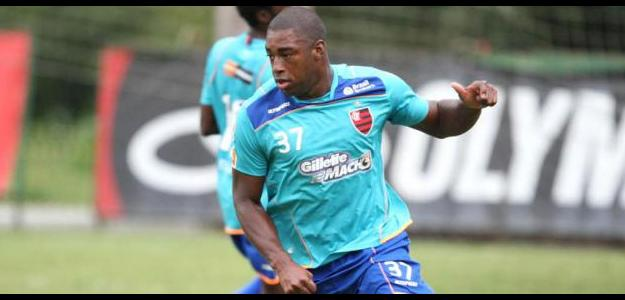 Gustavo Geladeira não teve grande passagem pelo Flamengo